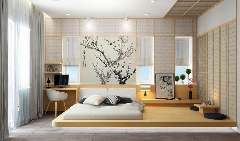 Ngữ cảnh phòng ngủ VHT-Smart